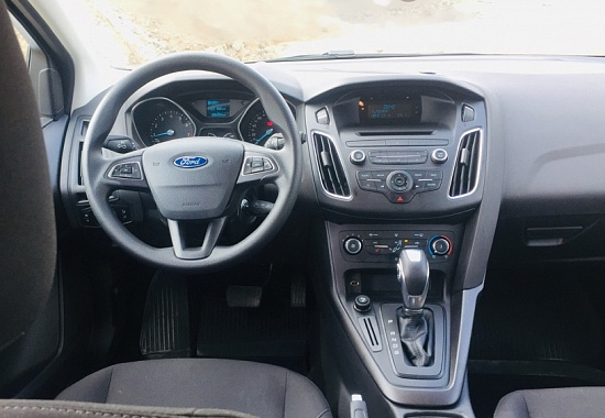 Ford Focus III+ АКПП