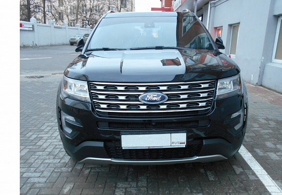 Ford Explorer 7 мест